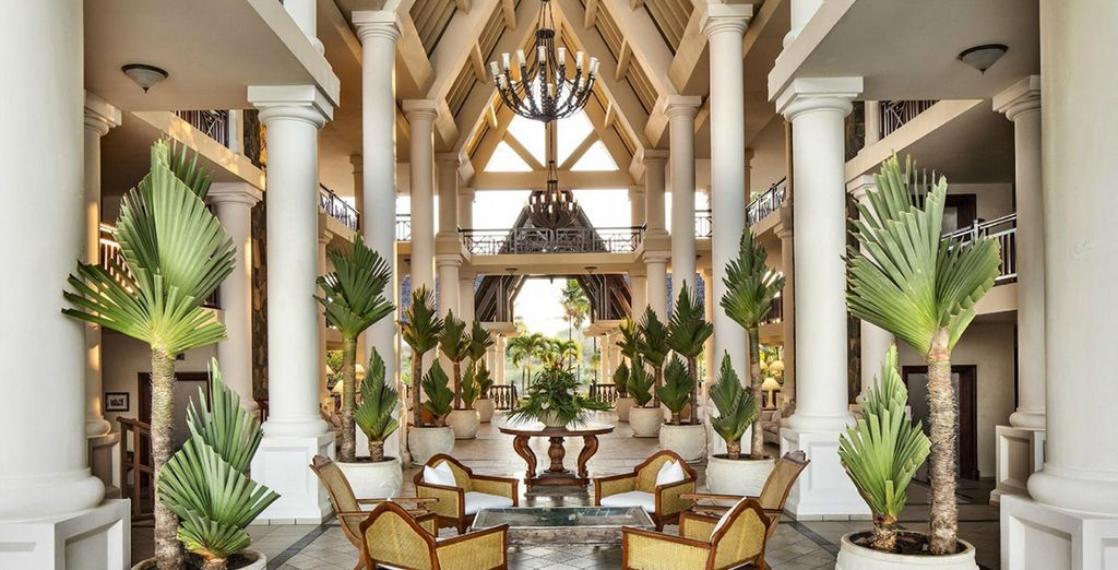 Light, airy and luxurious