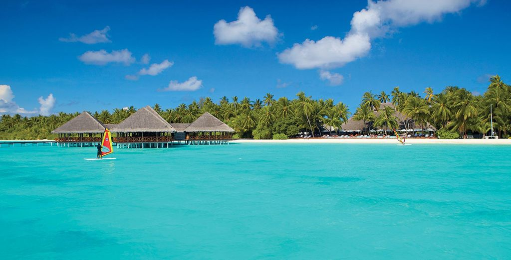 Is the 4* Medhufushi Island Resort