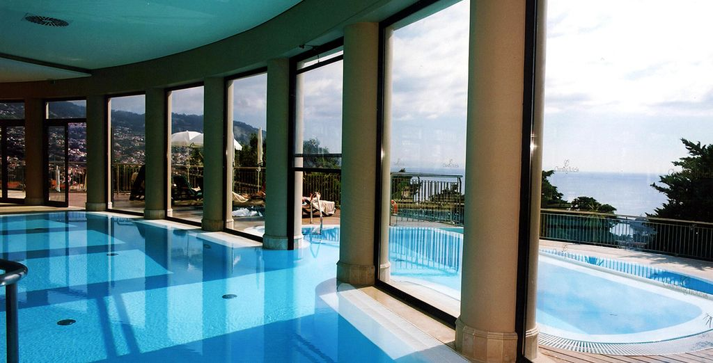 Relax in style at a 5* property with upscale facilities