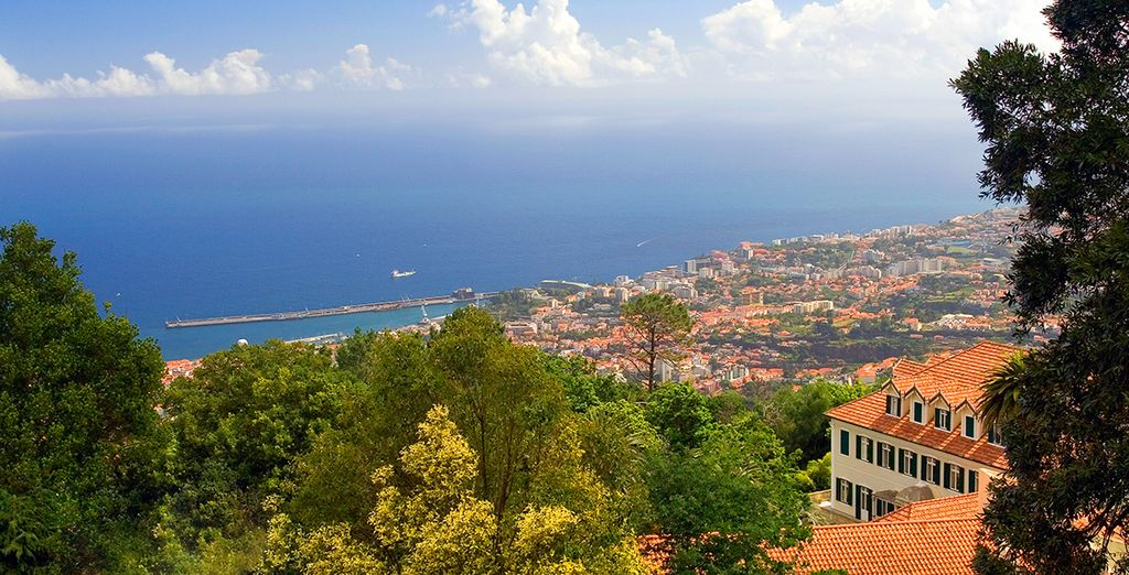Ideally located in beautiful Funchal