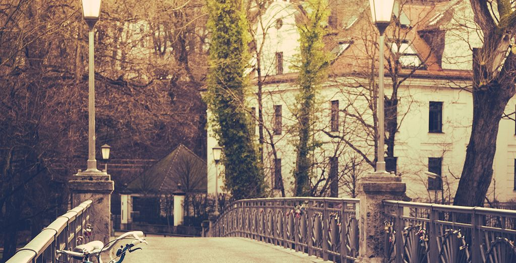 Or roam the charming streets