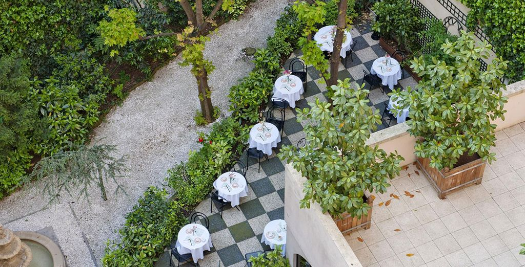 Located between Montmartre and the Grands Boulevards...