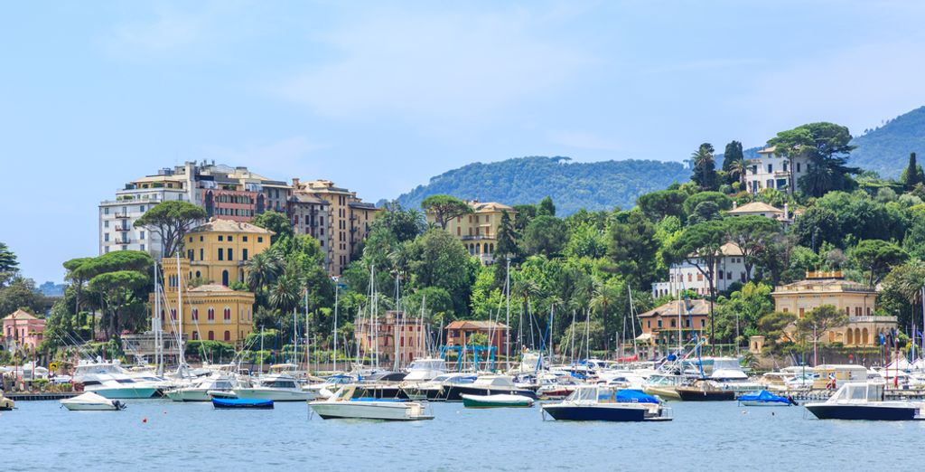 Discover the charming Italian Riviera