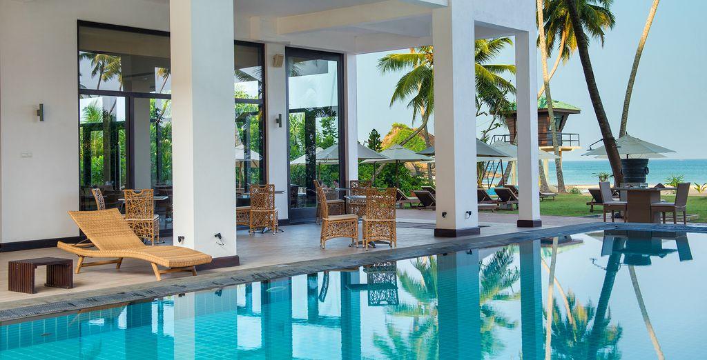 Where you'll stay at the stunning Shinagawa Beach Hotel