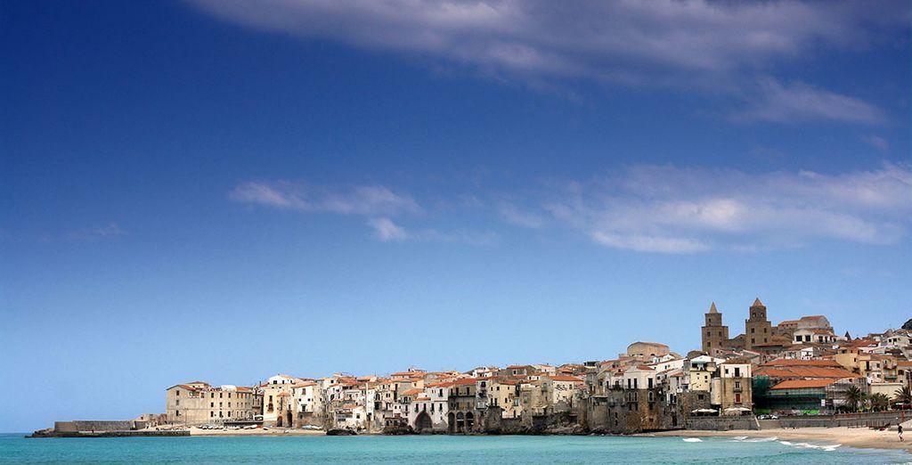 An authentically Italian, coastal city