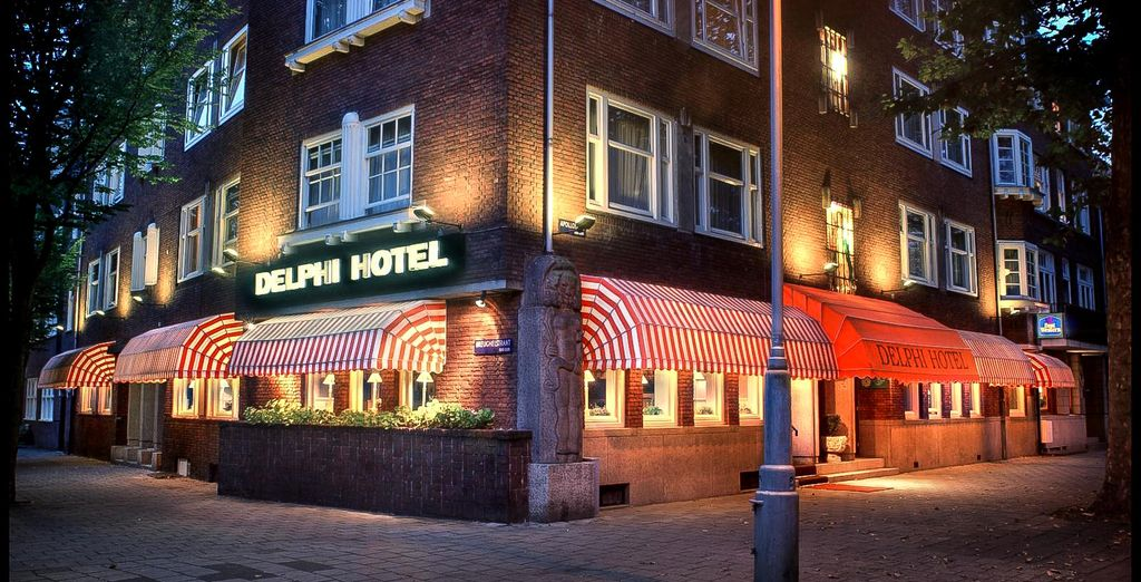 Welcome to the 4-star Best Western Delphi Hotel