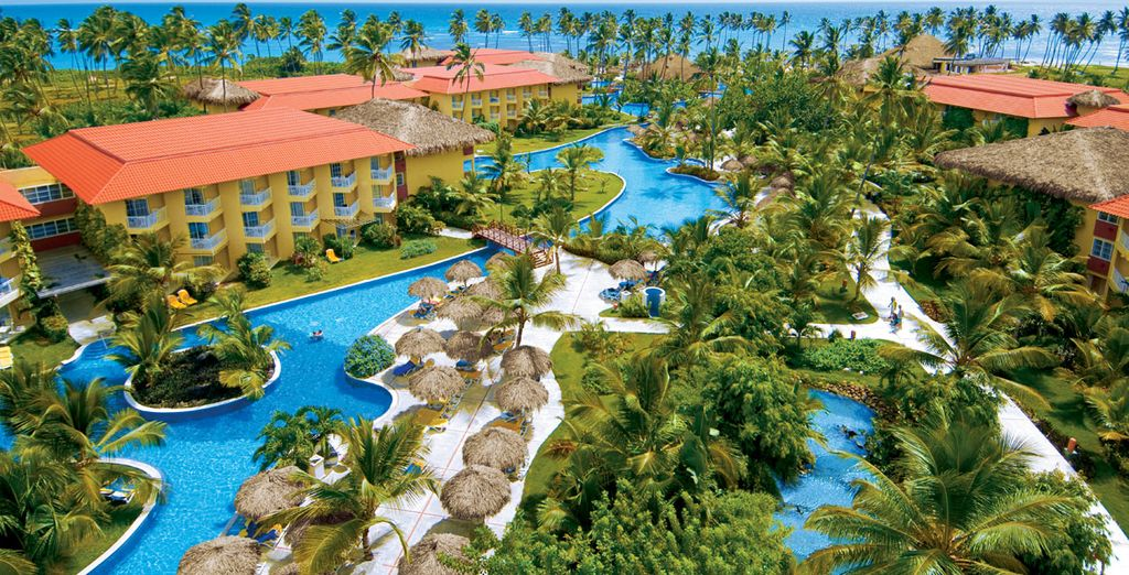 Welcome to Dreams Punta Cana Resort & Spa 5*