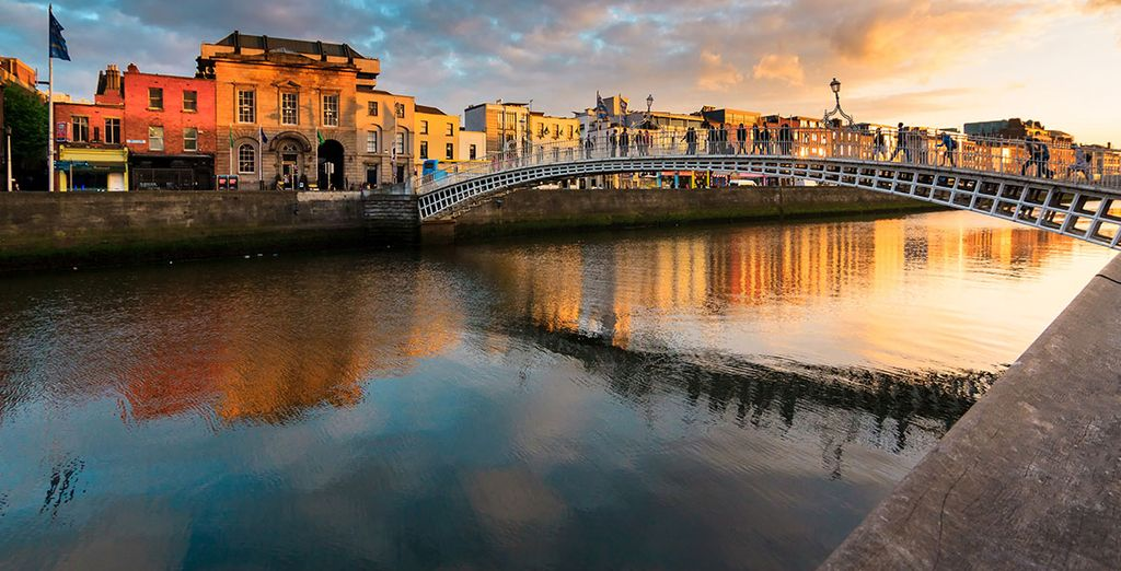 Dublin's mix of heritage and hedonism will not disappoint