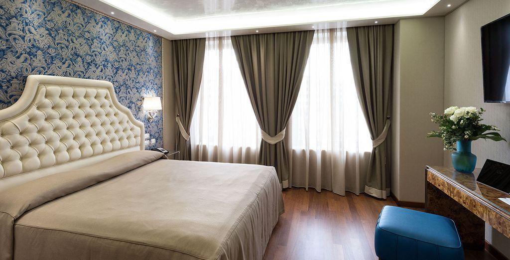 Welcome to Hotel Santa Chiara