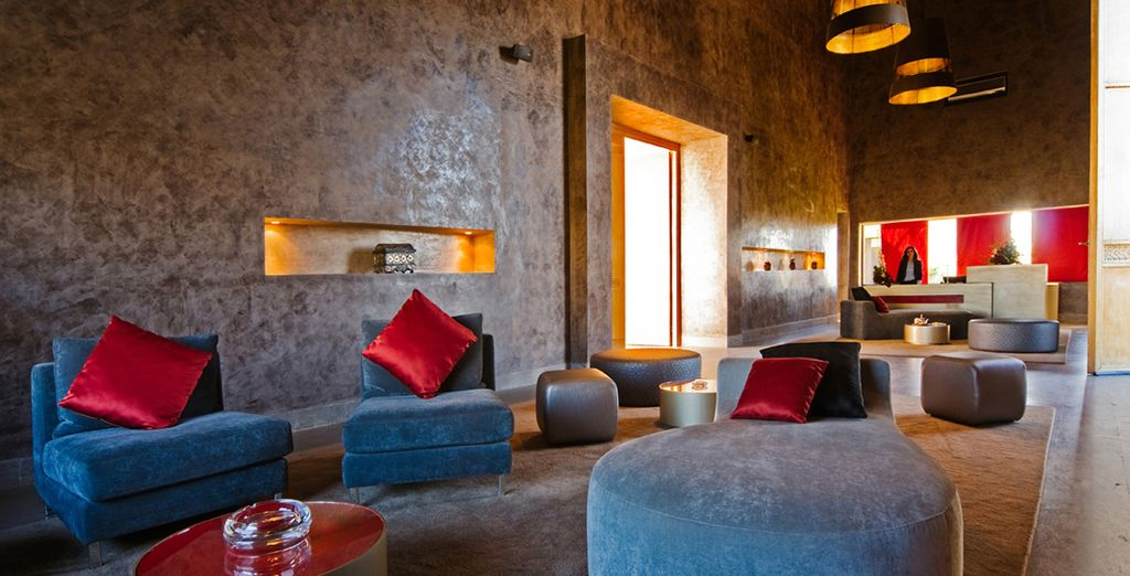 Welcome to the Sirayane Boutique Hotel & Spa, a fantastic 5* property
