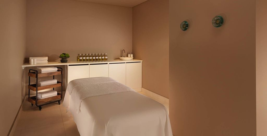 Where personalised treatments will help your troubles melt away