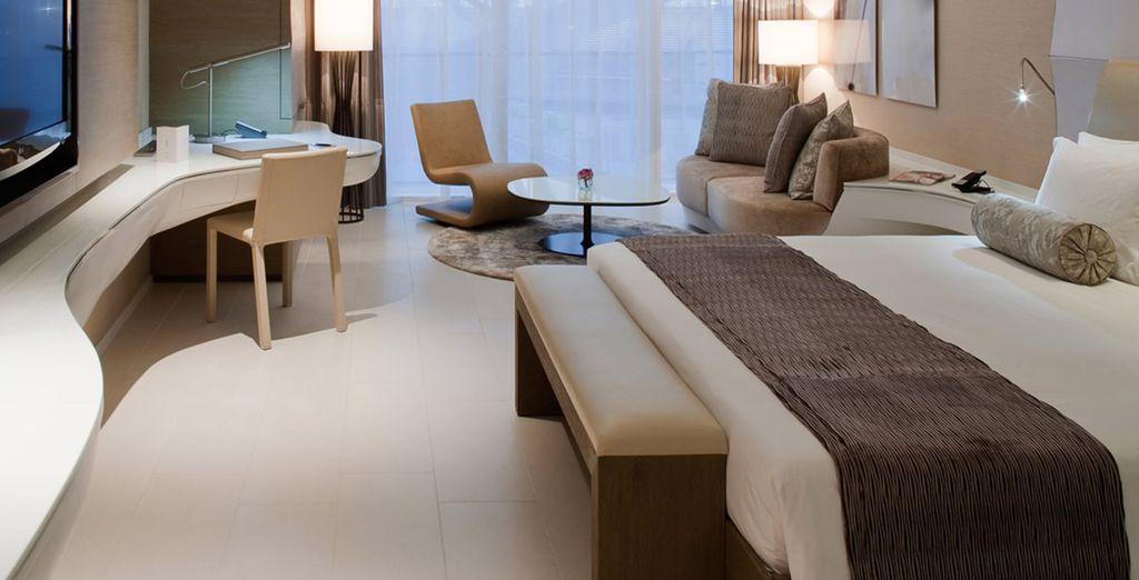 Fantastic rooms..