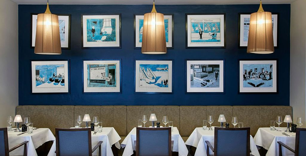 Welcome to Doubletree by Hilton London Islington