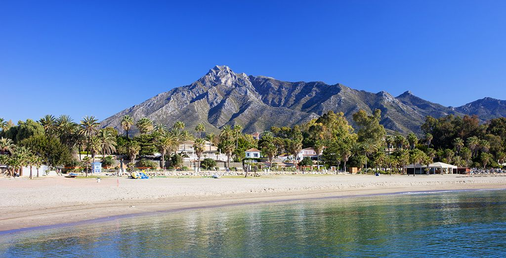 A sun drenched and relaxing holiday is waiting at the Costa del Sol