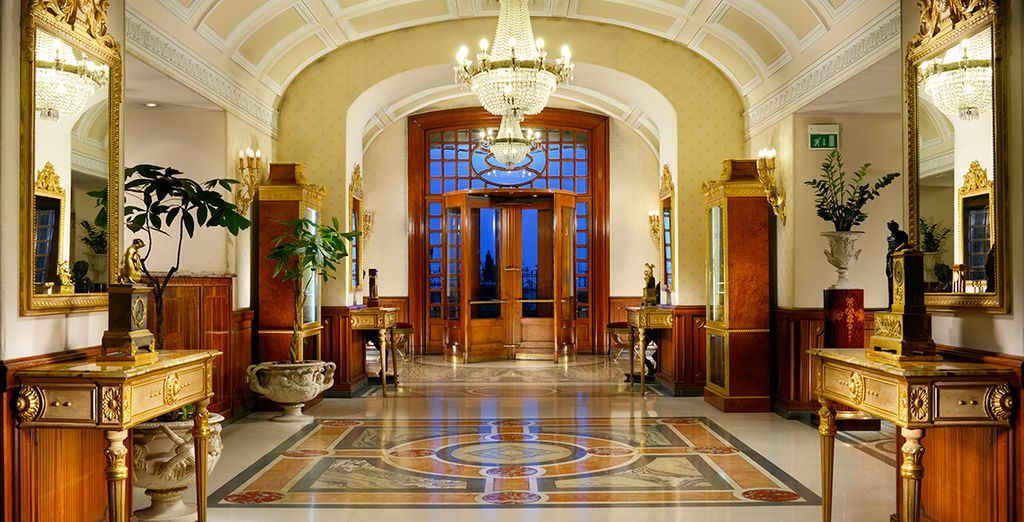 The 5* Grand Hotel Parker's