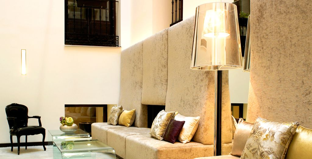 Where stylish design meets a calm environment