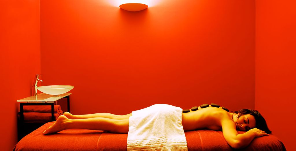 Revive and relax at the spa on your return