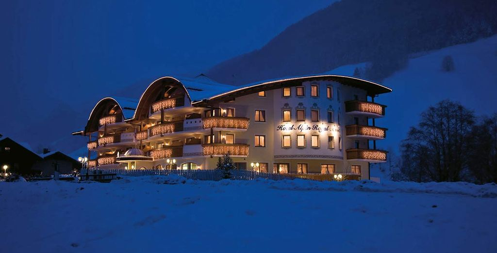 Spend an unforgettable stay surrounded by breathtaking scenery