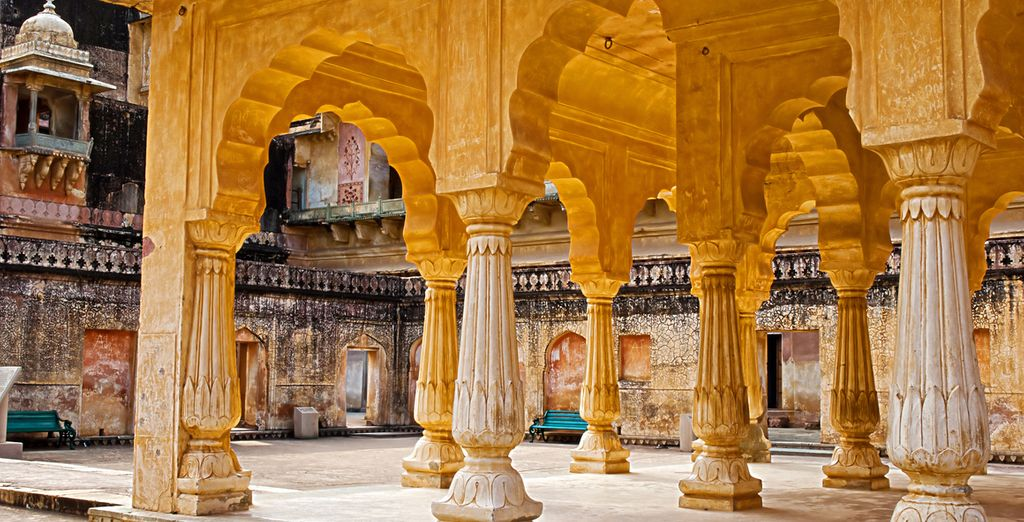 Known as the sleeping beauty of Rajasthan