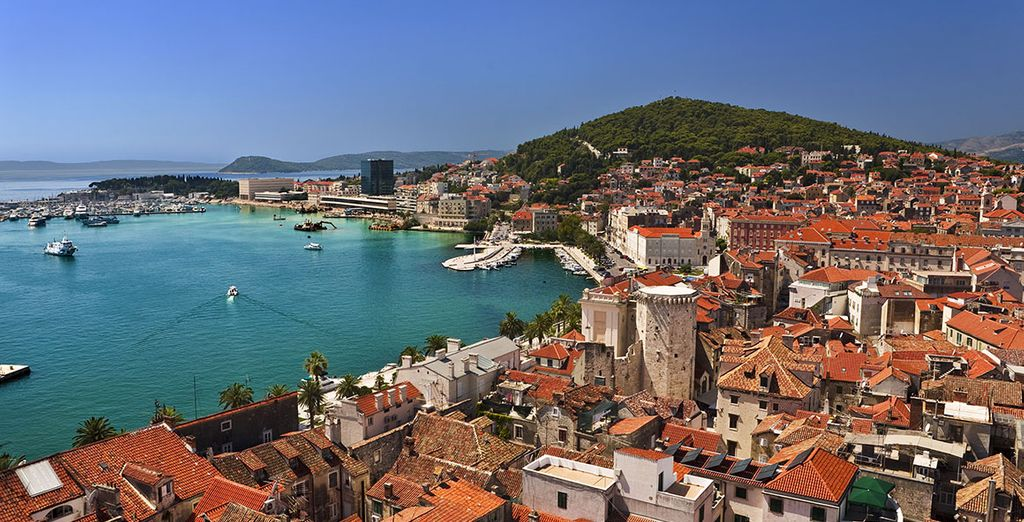 Or spend your day exploring all Split has to offer