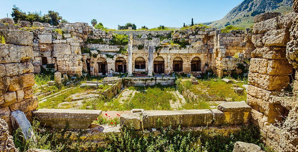 Or fascinating Corinth