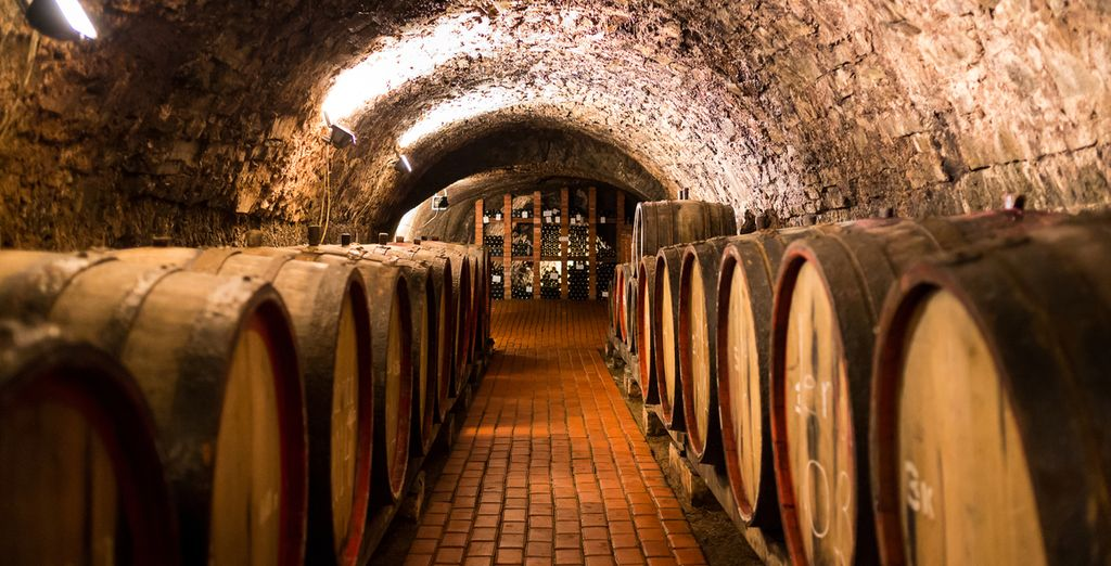 A place of pilgrimage for port wine lovers!
