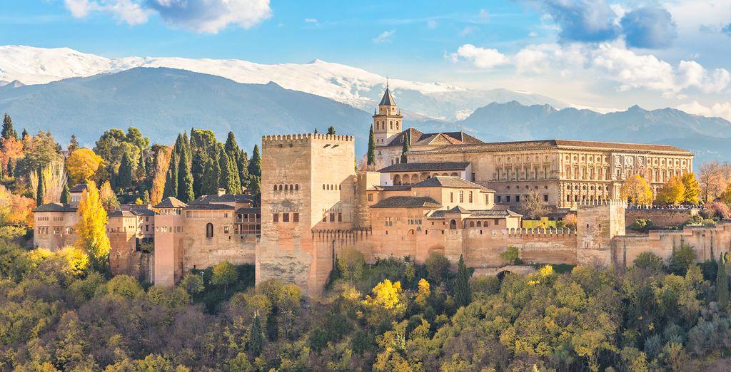 Welcome to beautiful Granada