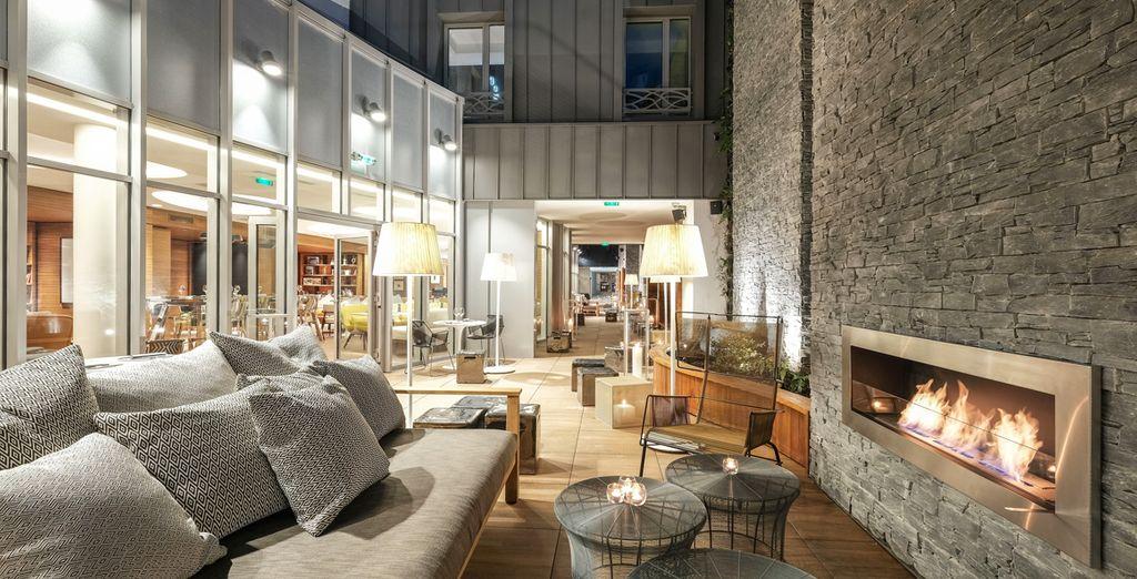 Welcome to the Hotel Renaissance Paris Republique 5*