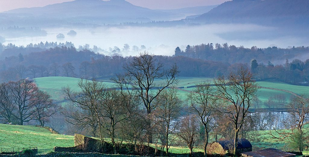 The marvels of the Lake District