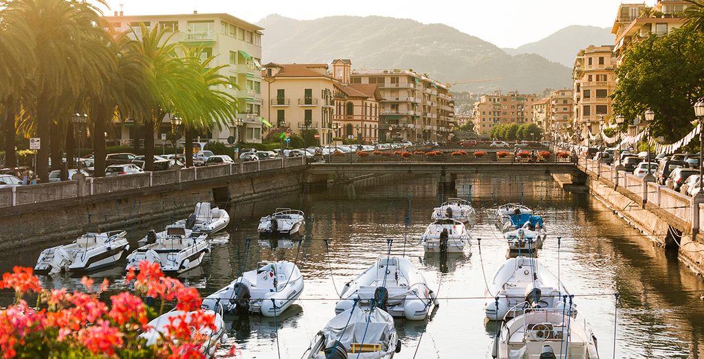 In picturesque Rapallo