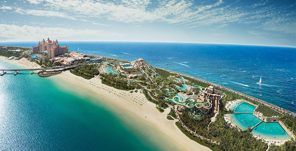 Discover a hotel which has been declared 'Dubai's Leading Resort' by the World Travel Awards