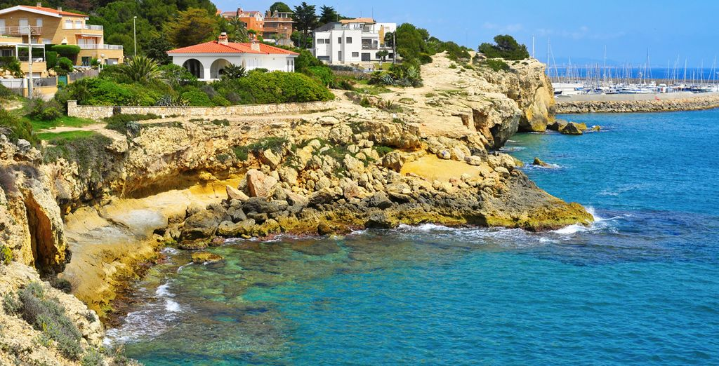 On Spain's Costa Dorada