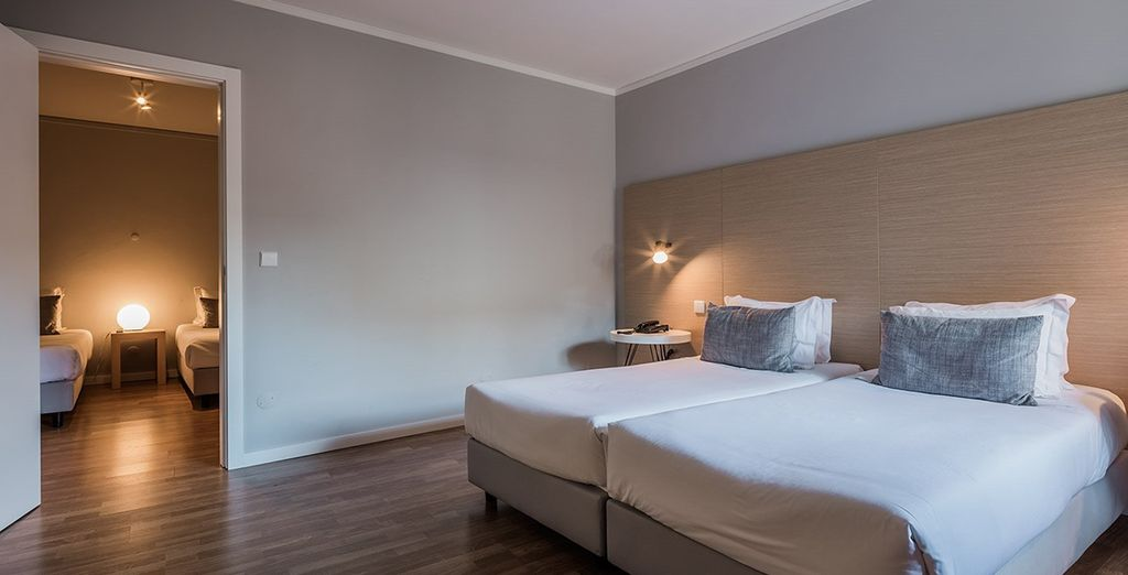 Enjoy your stay in a Standard Room