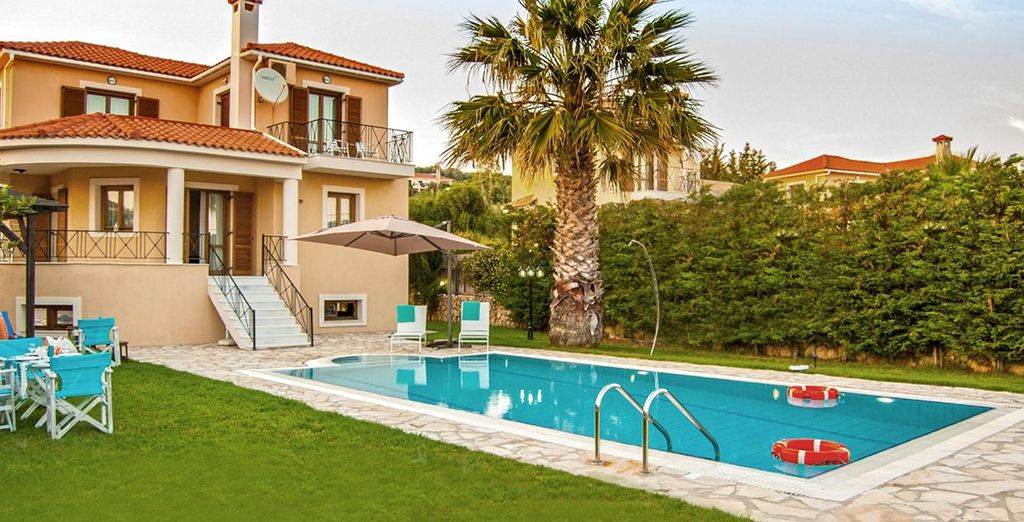 Stay in Kefalonia Houses