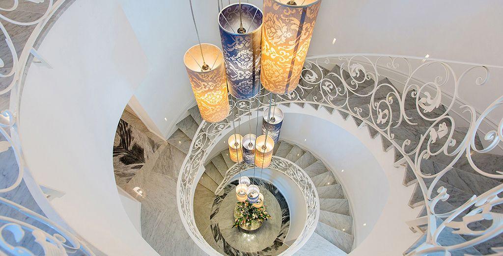 Gorgeous interiors....