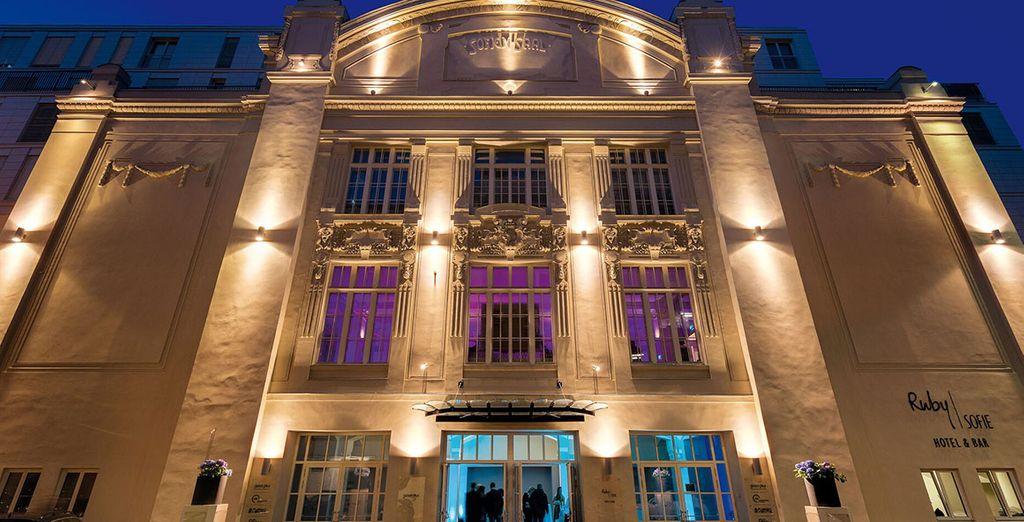 A 4* boutique hotel