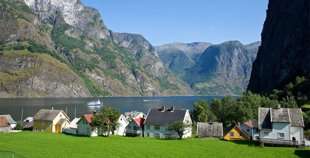 Land of Fjords, Mountains & Glaciers