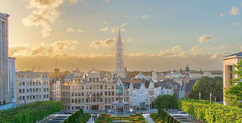 Discover the Belgian capital this Winter or Spring