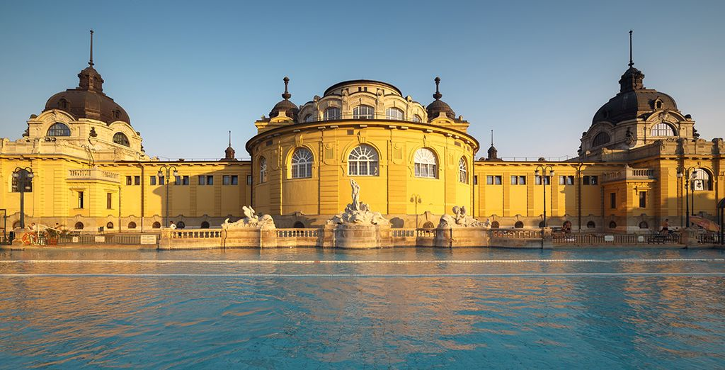 And don't miss the famous thermal baths
