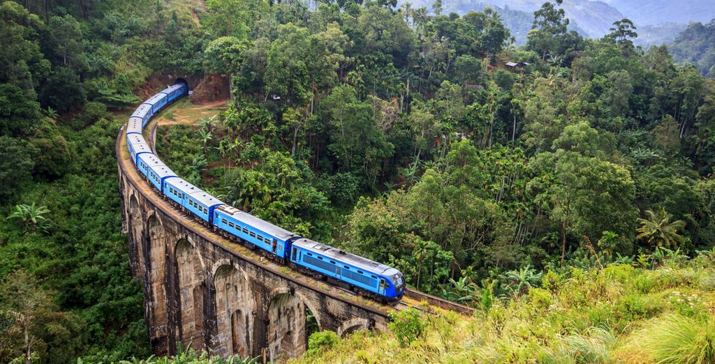 Take an epic journey by train