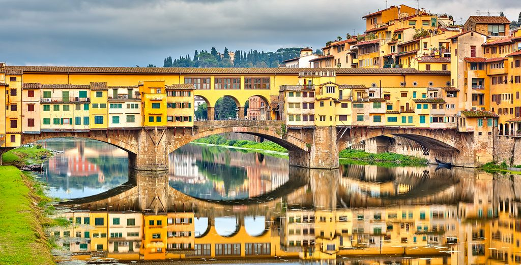 Book now to explore the culture-rich city of Florence....