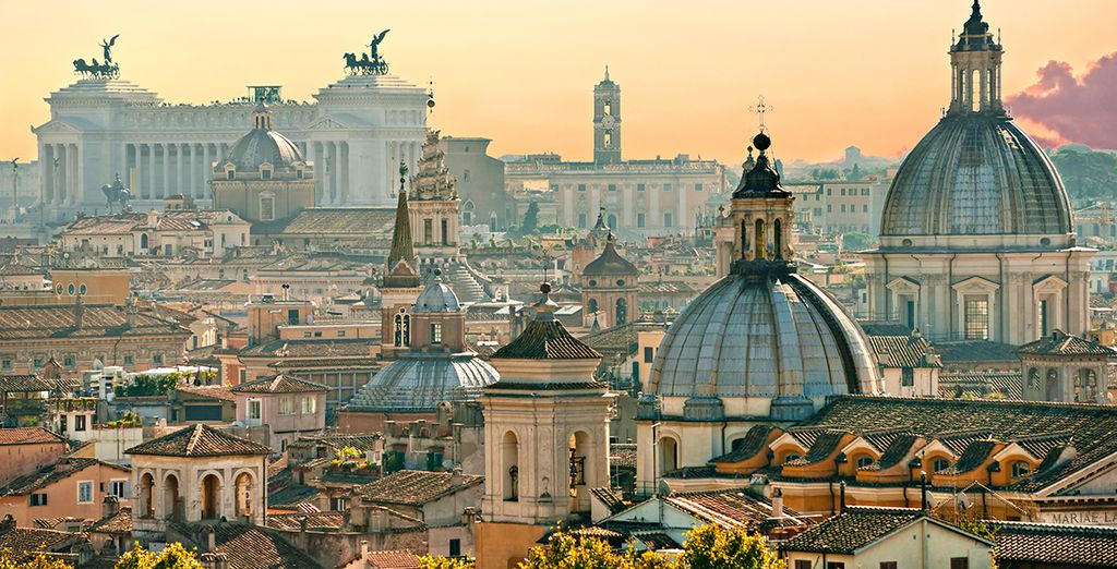 Discover the Eternal City in Summer or Winter