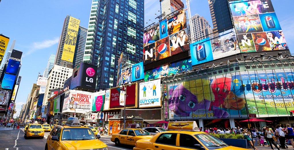 Your ideal destination in the Big Apple
