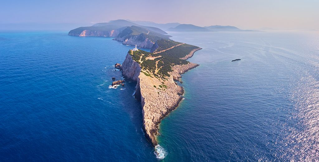 Or explore more of this amazing island (Cape of Ducato)
