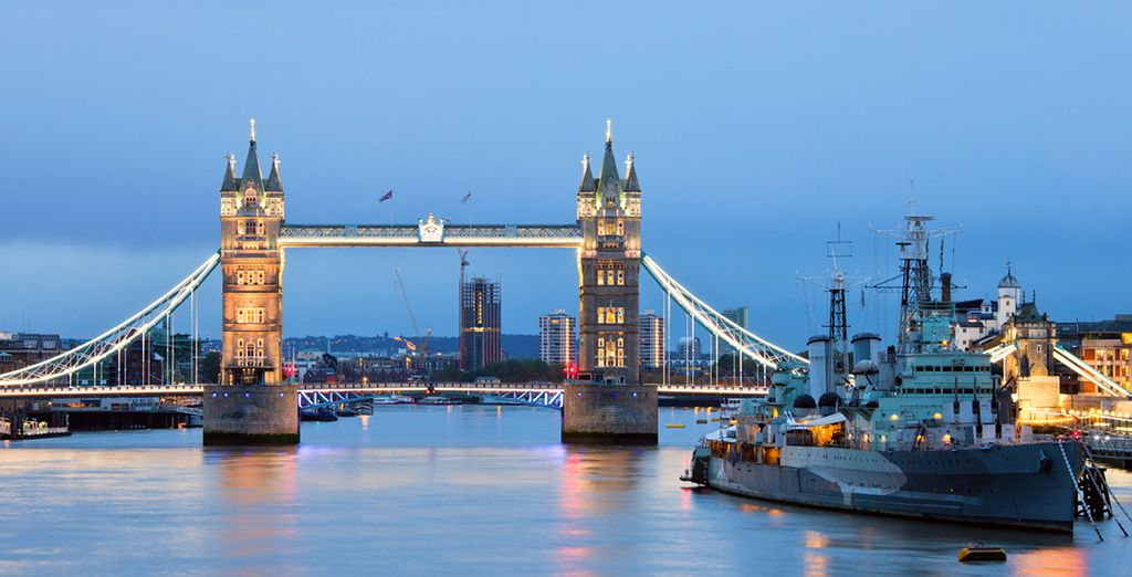 Book a river cruise for a different viewpoint of the city