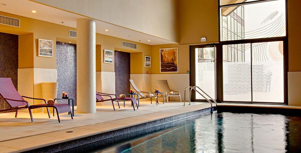 Stay at the effortlessly elegant Renaissance Hotel Aix en Provence