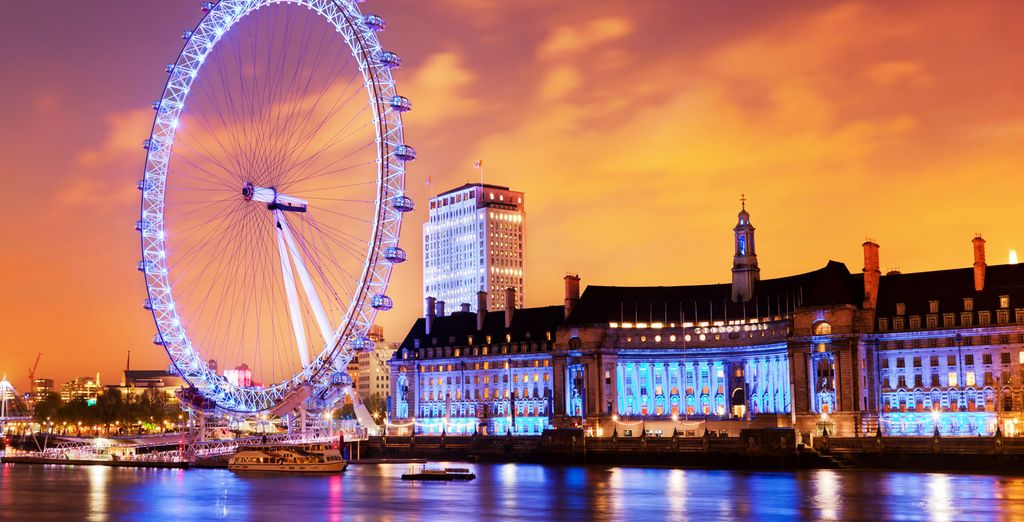 Or explore London's energetic nightlife!
