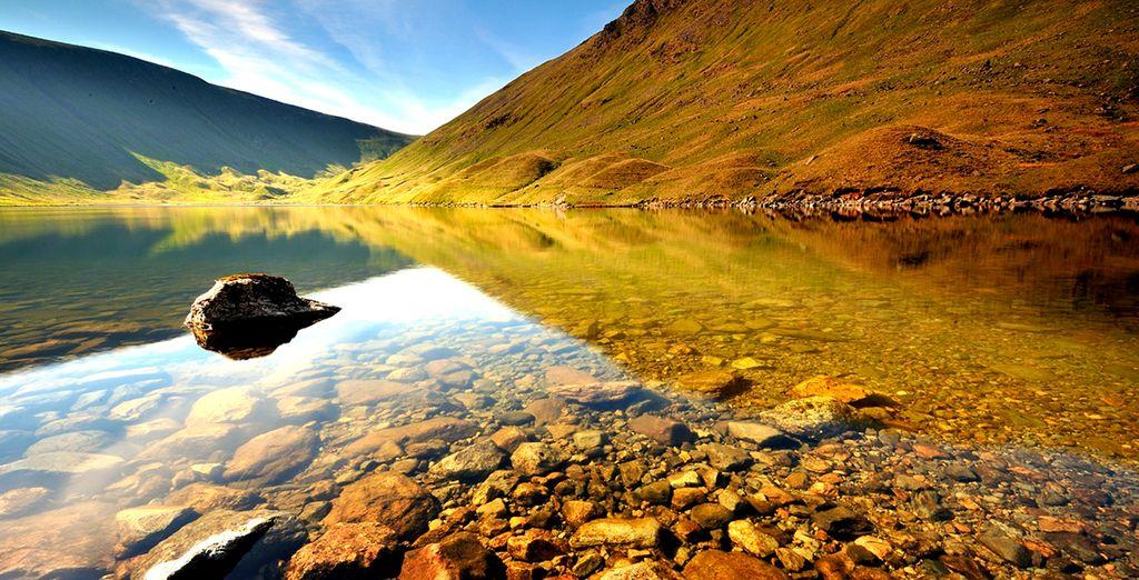 ...and inspiring valleys
