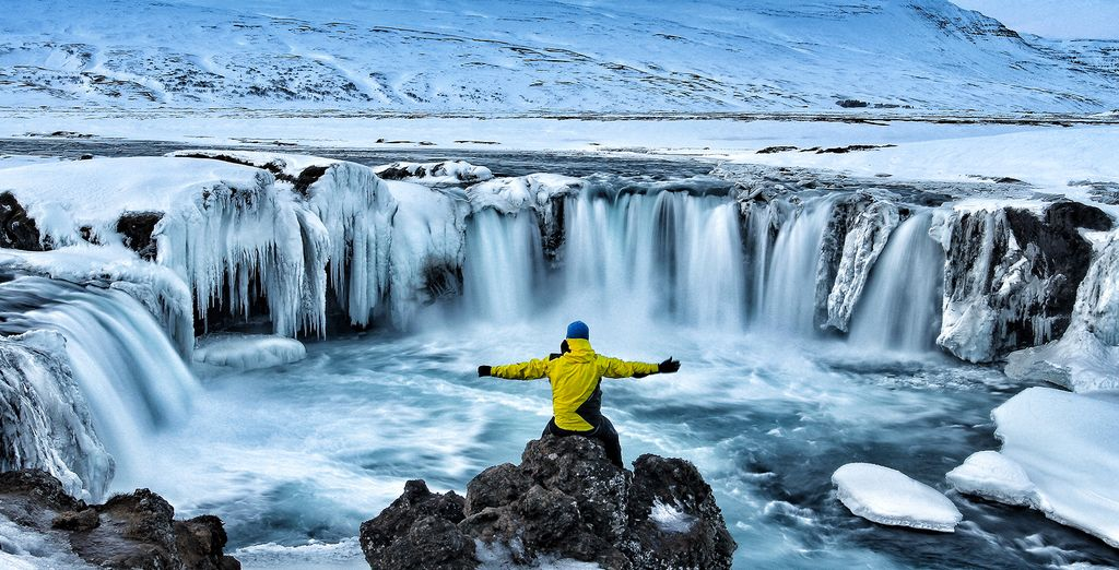 Iceland's mythical beauty beckons