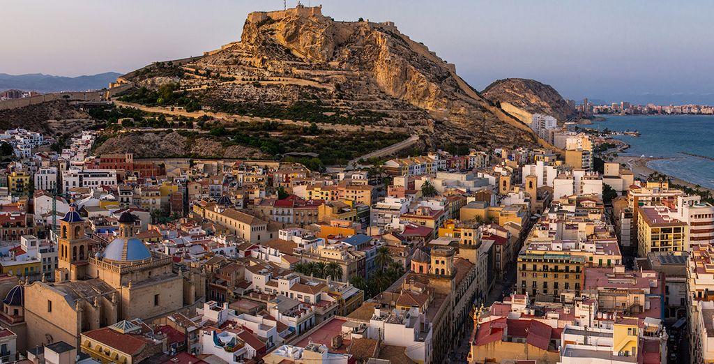 In Southern Spain's pretty Alicante